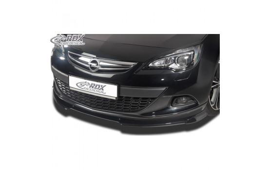 Voorspoiler Vario-X Opel Astra J GTC OPC (PU)