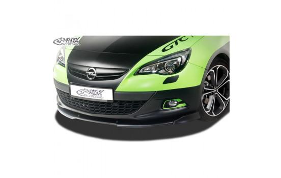 Voorspoiler Vario-X Opel Astra J GTC (PU)