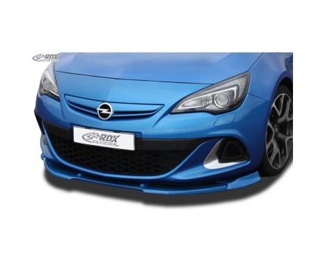 Voorspoiler Vario-X Opel Astra J OPC (PU)