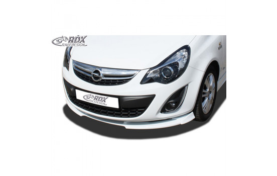 Voorspoiler Vario-X Opel Corsa D Facelift 2010-2014 (PU)