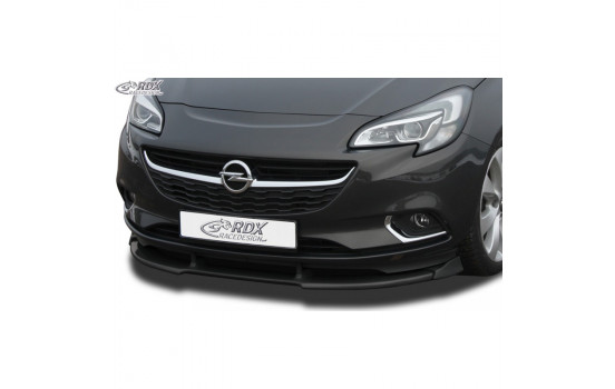 Voorspoiler Vario-X Opel Corsa E 2014- (PU)