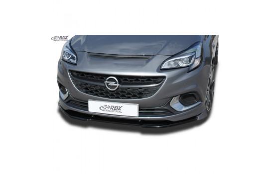 Voorspoiler Vario-X Opel Corsa E OPC 2015- (PU)