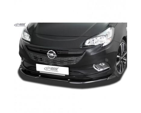 Voorspoiler Vario-X Opel Corsa E OPC-Line 2014- (PU)
