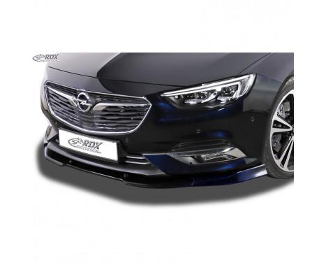 Voorspoiler Vario-X Opel Insignia B 2017- (PU)