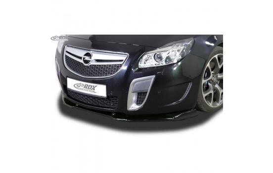 Voorspoiler Vario-X Opel Insignia OPC 2008-2013 (PU)