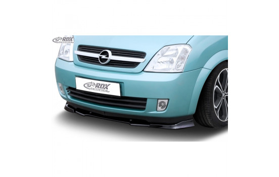 Voorspoiler Vario-X Opel Meriva A 2003-2006 (PU)