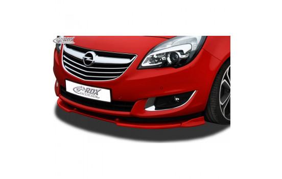 Voorspoiler Vario-X Opel Meriva B 2013- (PU)