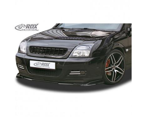 Voorspoiler Vario-X Opel Vectra C GTS 2002-2005 (PU)