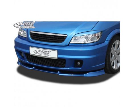 Voorspoiler Vario-X Opel Zafira A OPC (PU)