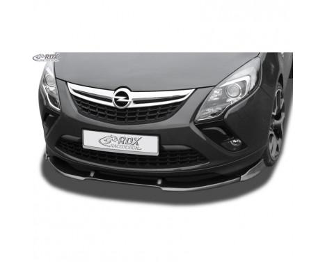 Voorspoiler Vario-X Opel Zafira C Tourer OPC-Line 2011- (PU)