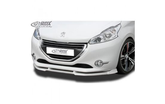 Voorspoiler Vario-X Peugeot 208 (PU)