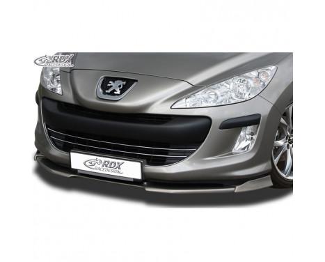Voorspoiler Vario-X Peugeot 308 2007-2011 (PU)