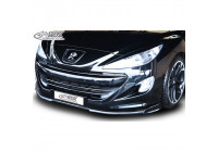 Voorspoiler Vario-X Peugeot RCZ Phase 1 -2013 (PU)