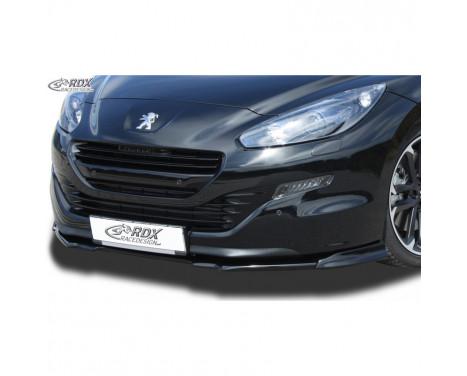 Voorspoiler Vario-X Peugeot RCZ Phase 2 2013- (PU)