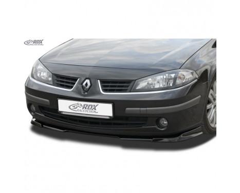 Voorspoiler Vario-X Renault Laguna II Phase 2 2005-2007 (PU)
