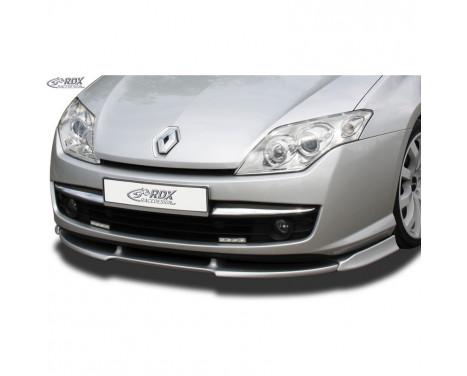 Voorspoiler Vario-X Renault Laguna III Phase 1 2007-2011 (PU)