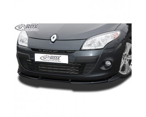 Voorspoiler Vario-X Renault Megane III Limousine/Grandtour 2008-2012 (PU)