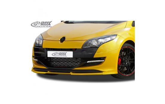 Voorspoiler Vario-X Renault Megane III RS (PU)