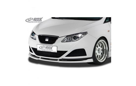 Voorspoiler Vario-X Seat Ibiza 6J 2008-2012 incl. SC/ST (PU)