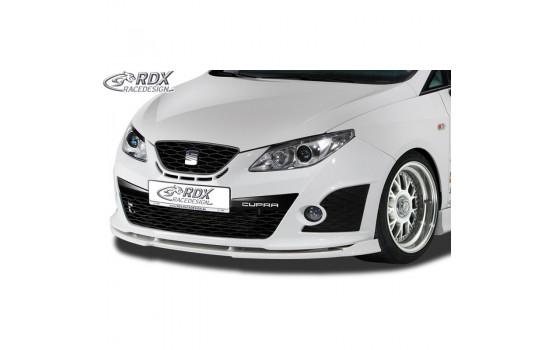 Voorspoiler Vario-X Seat Ibiza 6J Cupra & Bocanegra 2008-2012 (PU)