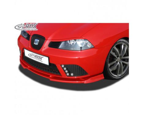 Voorspoiler Vario-X Seat Ibiza 6L FR/Facelift 2006-2008 excl. Cupra (PU)