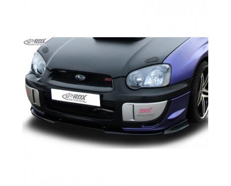 Voorspoiler Vario-X Subaru Impreza 3 (GD) WRX STI 2003-2005 (PU)