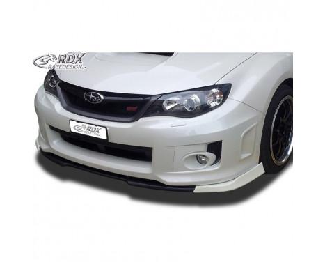 Voorspoiler Vario-X Subaru Impreza 3 (GR) WRX STI 2008-2010 (PU)