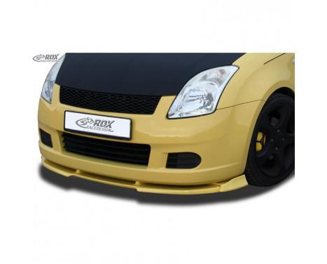 Voorspoiler Vario-X Suzuki Swift MZ/EZ 2005-2008 (PU)