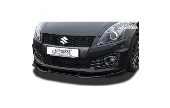 Voorspoiler Vario-X Suzuki Swift Sport 2012- (PU)