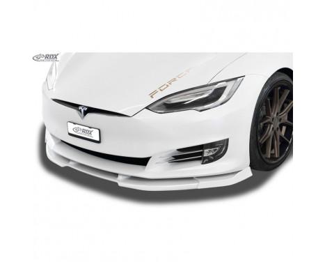 Voorspoiler Vario-X Tesla Model S 2016- (PU)