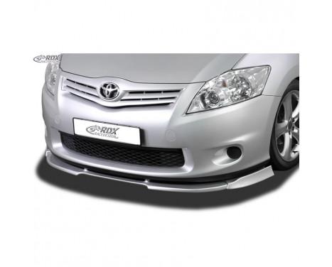 Voorspoiler Vario-X Toyota Auris E150 2010-2012 (PU)