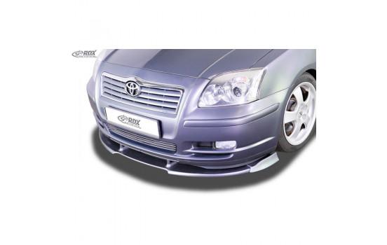 Voorspoiler Vario-X Toyota Avensis T25 2003-2006 (PU)