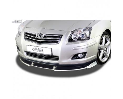 Voorspoiler Vario-X Toyota Avensis T25 2006-2009 (PU)
