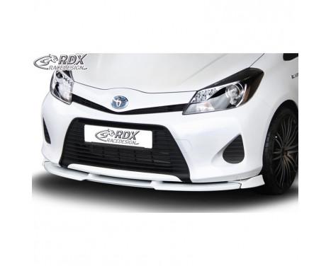 Voorspoiler Vario-X Toyota Yaris Hybrid P13 2012- (PU)