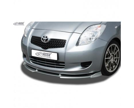 Voorspoiler Vario-X Toyota Yaris P9 2005-2008 (PU)