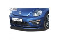 Voorspoiler Vario-X Volkswagen Beetle R-Line/GSR 2012- (PU)