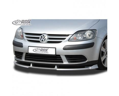 Voorspoiler Vario-X Volkswagen Golf Plus -2008 (PU)