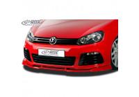Voorspoiler Vario-X Volkswagen Golf VI R 2008-2012 (PU)