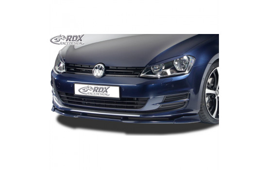 Voorspoiler Vario-X Volkswagen Golf VII 2012-2017 (PU)