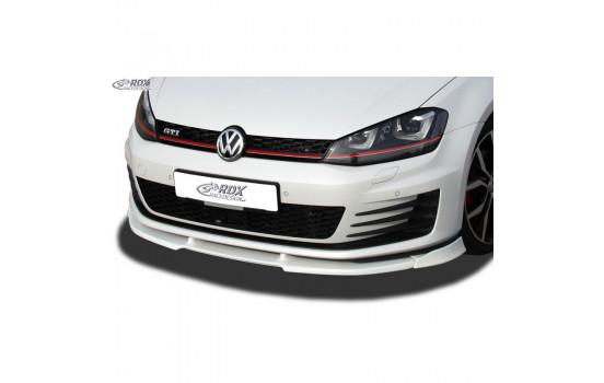 Voorspoiler Vario-X Volkswagen Golf VII GTi/GTD 2012-2017 (PU)