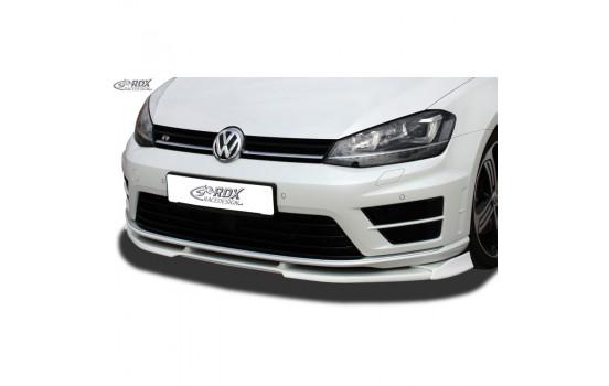 Voorspoiler Vario-X Volkswagen Golf VII R 2012-2017 (PU)