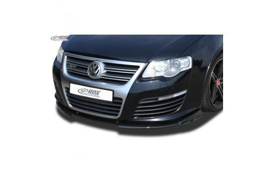 Voorspoiler Vario-X Volkswagen Passat 3C (B6) R36 (PU)