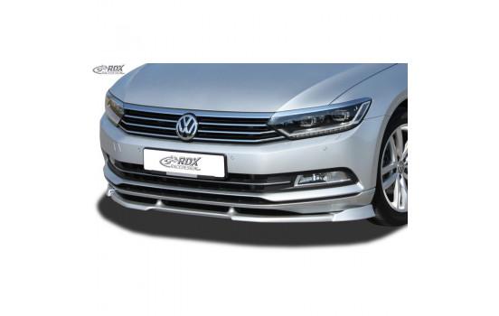 Voorspoiler Vario-X Volkswagen Passat 3G (B8) 2014- excl. R-Line (PU)