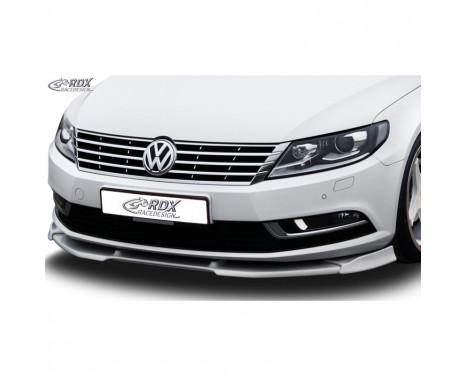 Voorspoiler Vario-X Volkswagen Passat CC 2012- (PU)