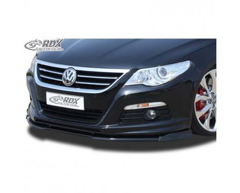 Voorspoiler Vario-X Volkswagen Passat CC -2012 R-Line (PU)