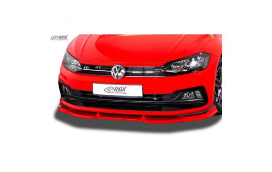 Voorspoiler Vario-X Volkswagen Polo (2G/AW) R-Line/GTi 2017- (PU)