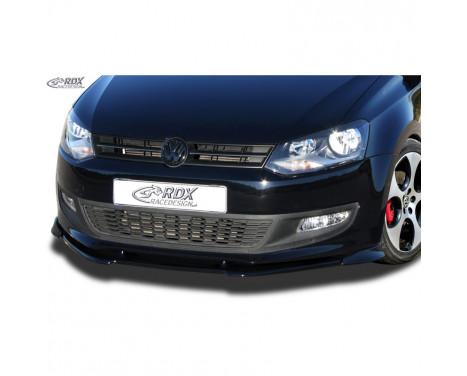 Voorspoiler Vario-X Volkswagen Polo 6R 2009-2014 (PU)
