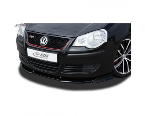 Voorspoiler Vario-X Volkswagen Polo 9N2 2005-2009 incl. GTi (PU)