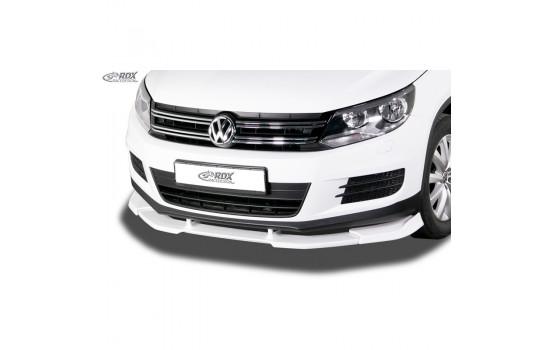 Voorspoiler Vario-X Volkswagen Tiguan 2011-2016 (PU)