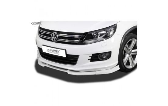Voorspoiler Vario-X Volkswagen Tiguan R-Line 2011-2016 (PU)